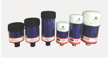 Desiccant filtration products