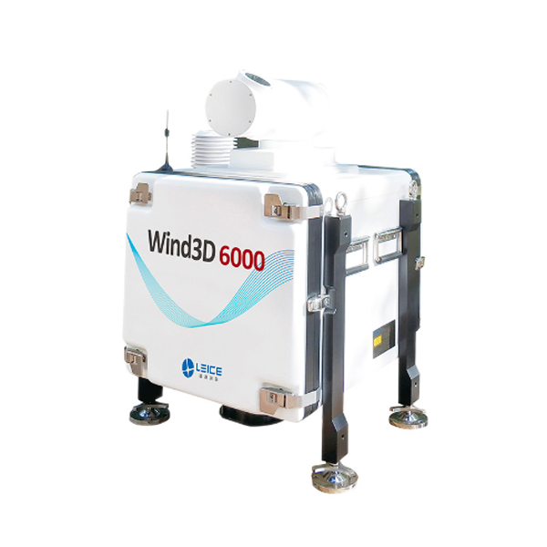 Scanning wind measurement lidar - W3D-6000